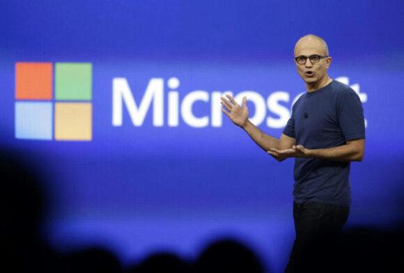 Consejero delegado de Microsoft, Satya Nadella