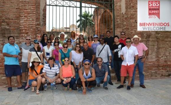 Exito total para SBS Intcomex en Panama