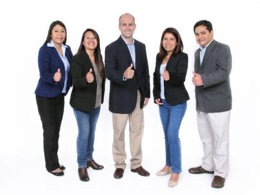 Equipo Intcomex Perú