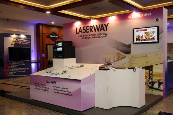 Integradores de Furukawa reciben certificaciones en Laserway