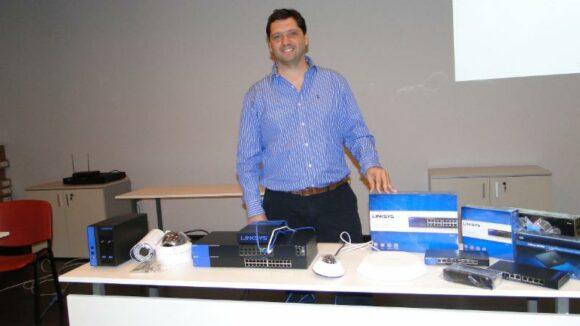 Mariano Tomalino, National Account Manager de Belkin