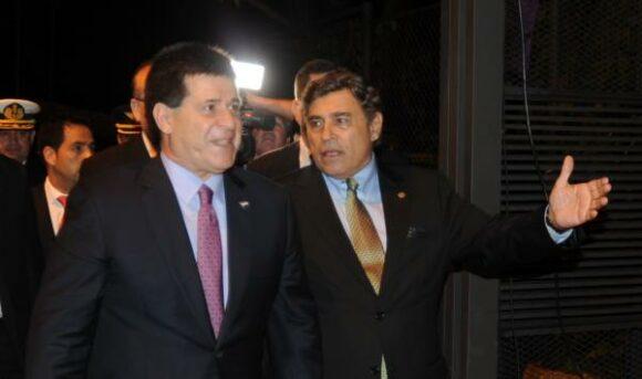 Presidente de la Republica - Horacio Cartes - Paraguay