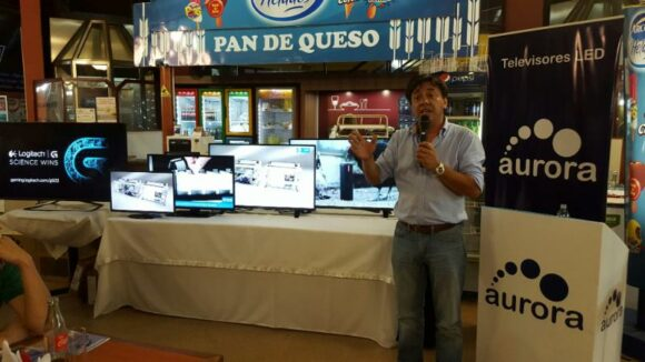 Sol Control presento su nueva marca televisores led AURORA 2