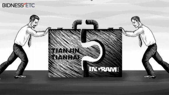 Tianjin Tianhai compra Ingram Micro  por 6.000 millones de dólares